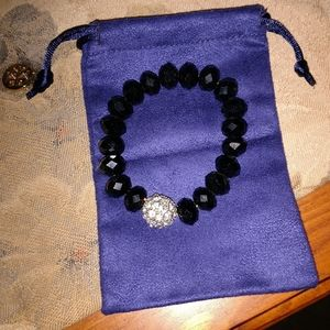 Express Bracelet with new Tory Burch Bag""